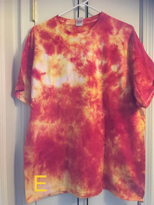 Tie Dye T-Shirt(s) - Size XL one