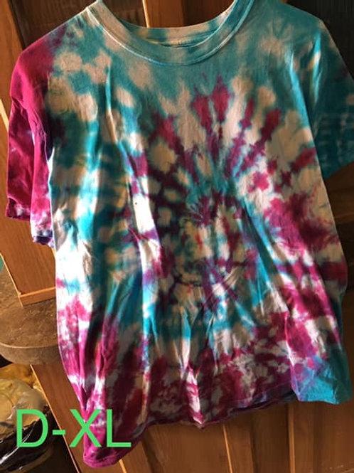 Tie Dye T-shirts - XL2