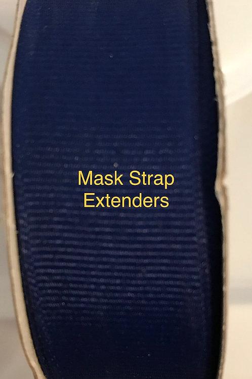 Mask Strap Extender-Royal Blue