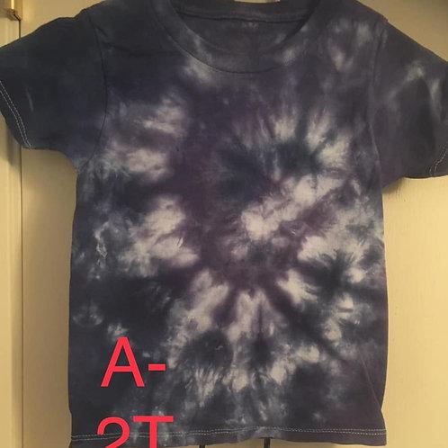 KIDS Tie Dye (Blue)