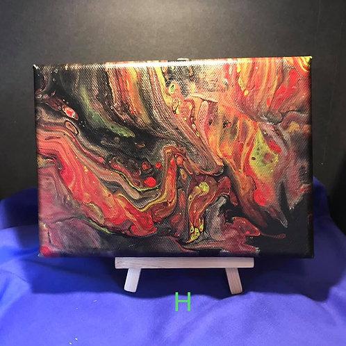 Dutch Pour Canvas 5X7