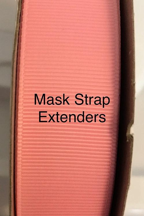 Mask Strap Extender-Light Pink