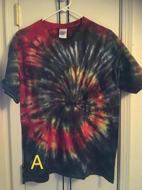 Tie Dye T-Shirt(s) - Size Large