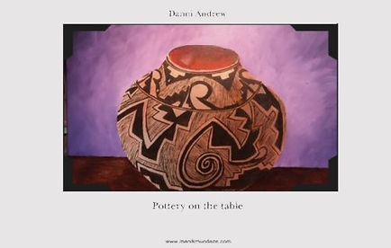 Pottery on the table Print.jpg
