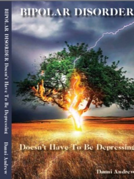 Bipolar Disorder Doesn't Have to Be Depressing SIGNED COPY