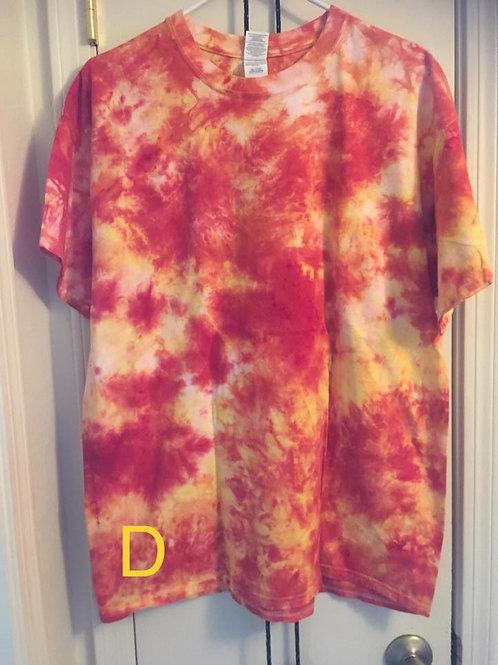 Tie Dye T-Shirt(s) - Size XL one
