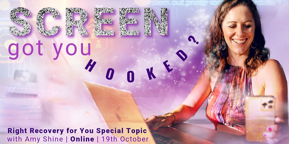 Screens Got You Hooked? - RRFY Specialty Class