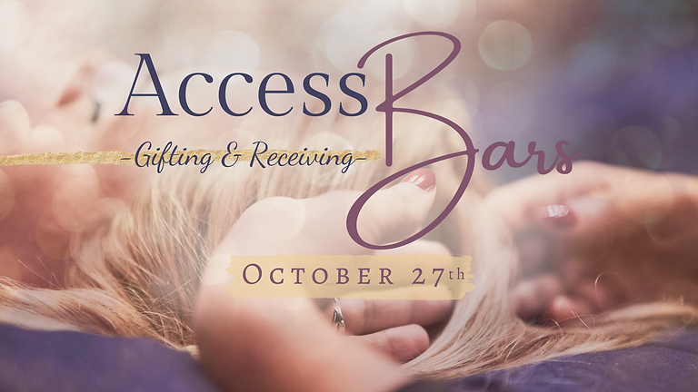 Access Bars® Gifting & Receiving
