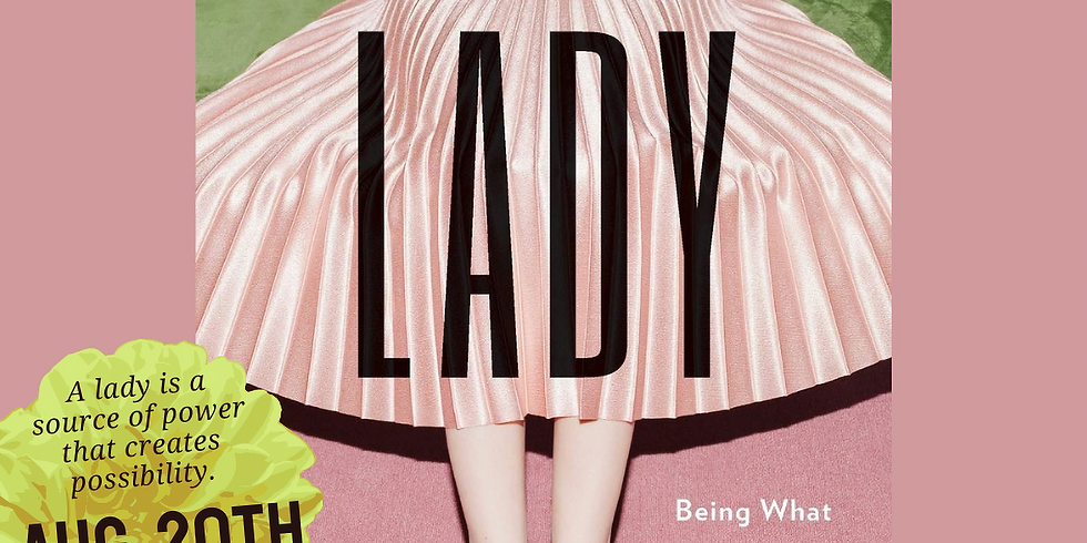 The Lady - Being What Always Wins