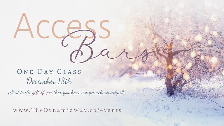 Access Consciousness® Bars Class