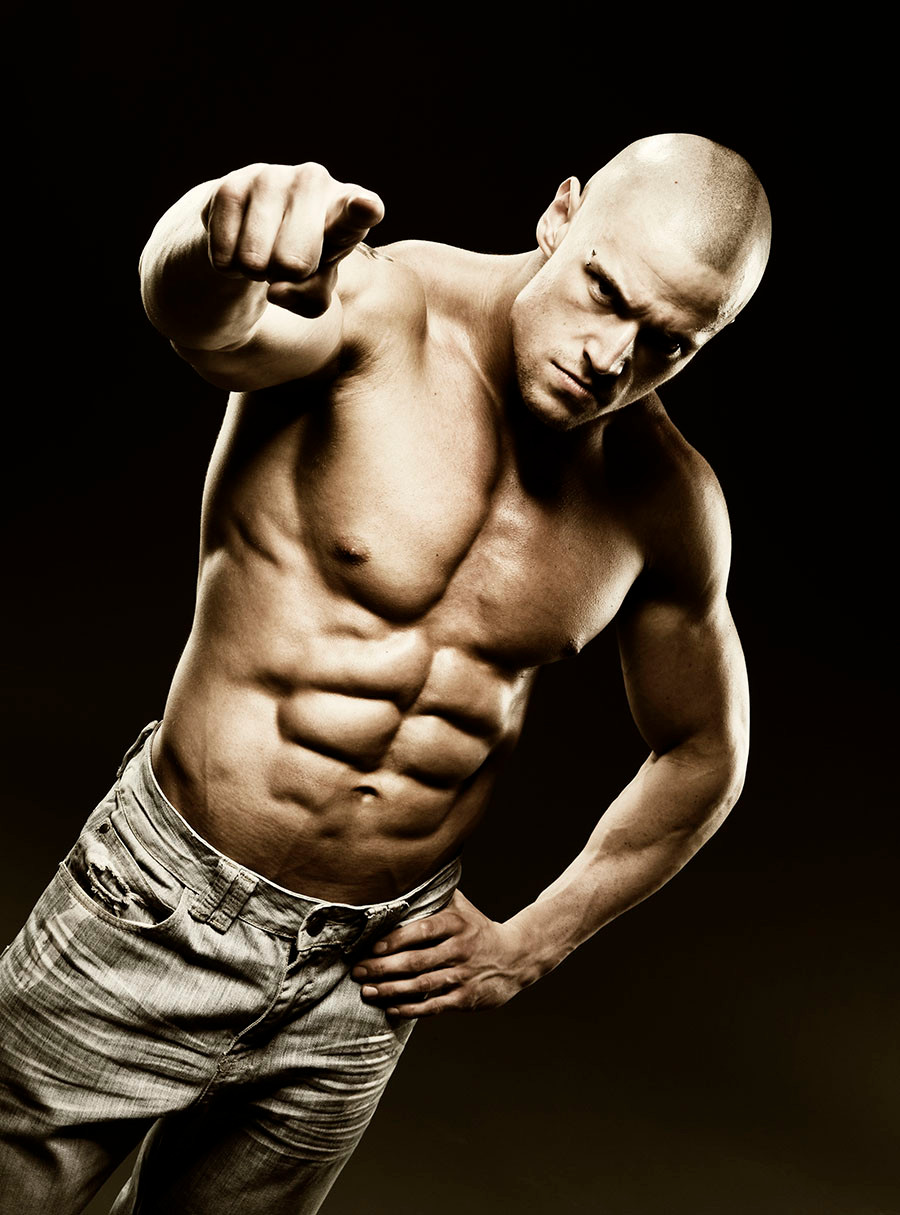 Personal trainer can push your limits