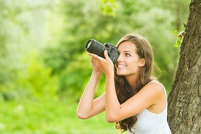 Súkromné fotografické a retušovacie kurzy.