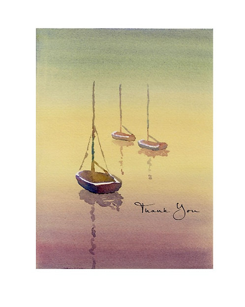 Boats - Thank You
