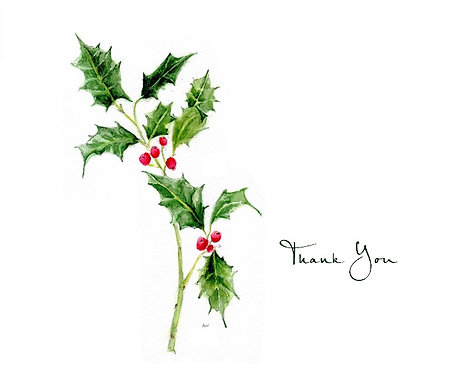 Holly - Thank You