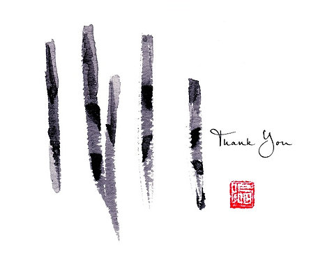 Bamboo - Thank You