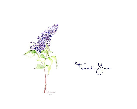 Lilac - Thank You
