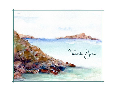 Seascape - Thank You