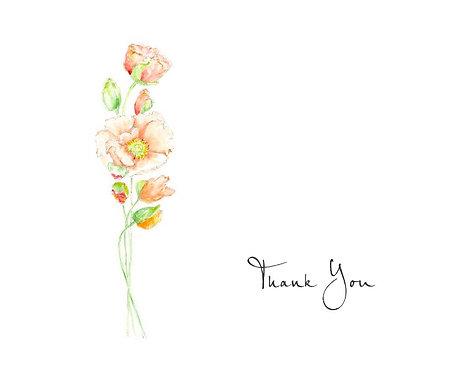 Poppy - Thank You
