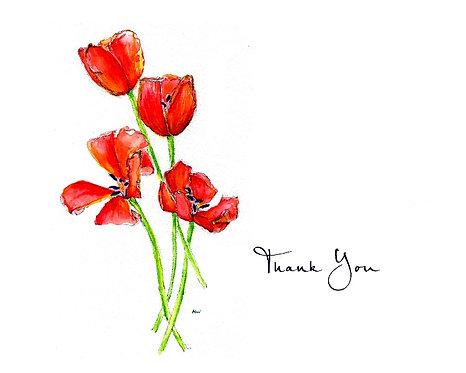 Tulips - Thank You