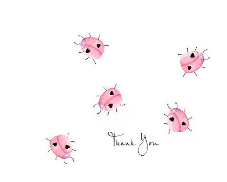 Lady Bugs - Thank You