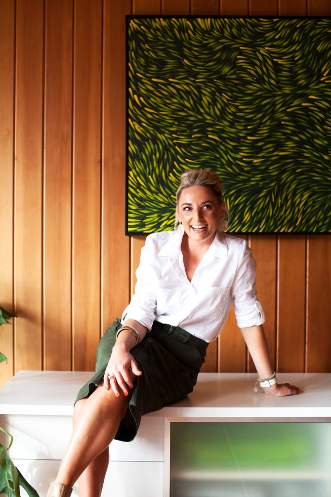 THE LOCAL FILES : Kate Donnelly