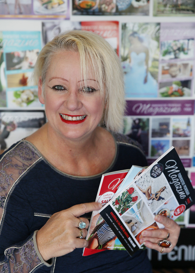 THE LOCAL FILES :  Lisa Walton