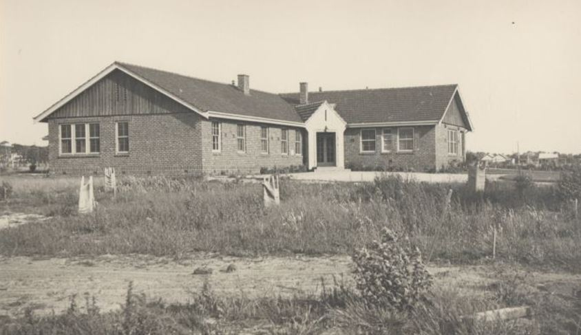 On 18 July 1937, the King George Memorial Bush Nursing Hospital opened to great fanfare in Main Street Mornington. The original building affectionately known as 'The Bush', housed eight beds in single, two and three bed wards, a nursery and labour room, and an operating theatre.