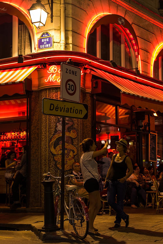 Vida nocturna en Saint Germain
