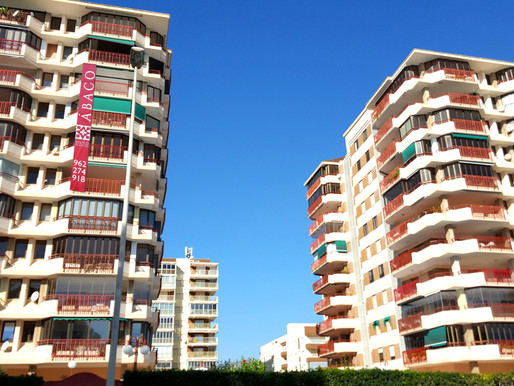 Reparación estructural en edificios de costa