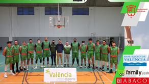 ÁBACO patrocinador oficial del Nou Basquet Xàtiva