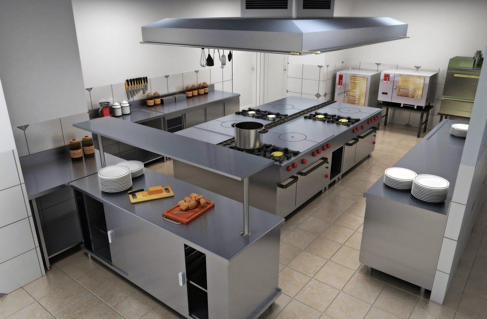 Como Projetar O Seu Pr Prio Neg Cio Cozinha Industrial Projetos