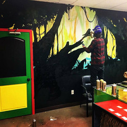 new mural