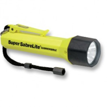 DARLEY PELICAN SUPER SABRELITE FLASHLIGHT