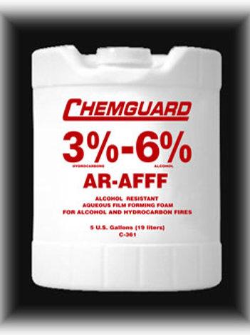 CHEMGUARD 770159-C363P 3%-6% AR-AFFF
