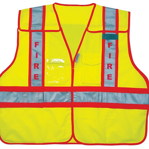 DARLEY BG516 FIRE PUBLIC SAFETY VEST