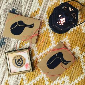 Mini Saddle Cards