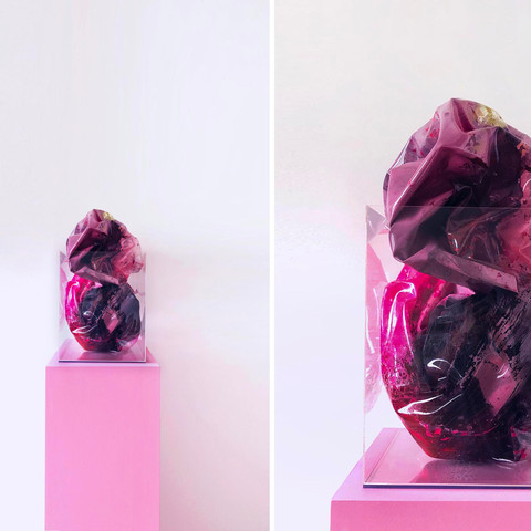 Hard Rubbish series 'Take another piece of my heart' 2018