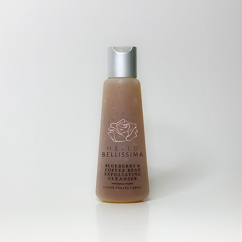 Blueberry & Coffee Bean Exfoliating Cleanser