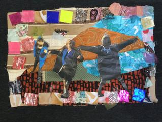 Art Week - Group Collages - Class Oak