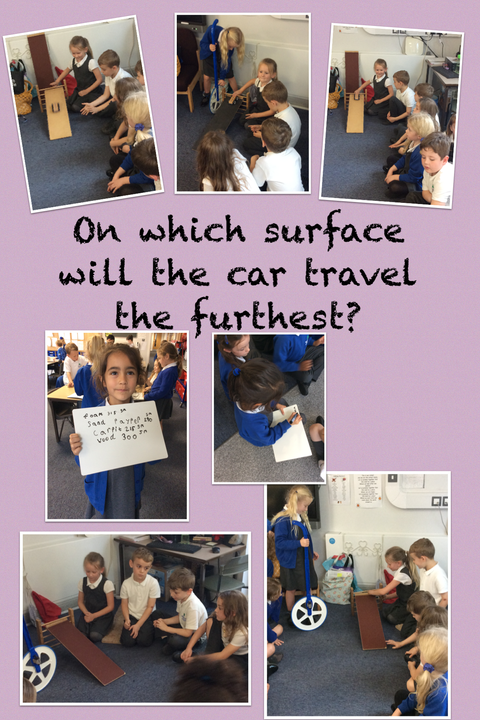 Rowan -another busy week of learning!
