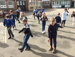Sycamore loved doing Bobby's 13 Circuit Activities today!