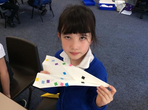 Sycamore Investigates Paper Airplanes