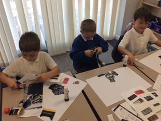 We are Artists! Class Oak