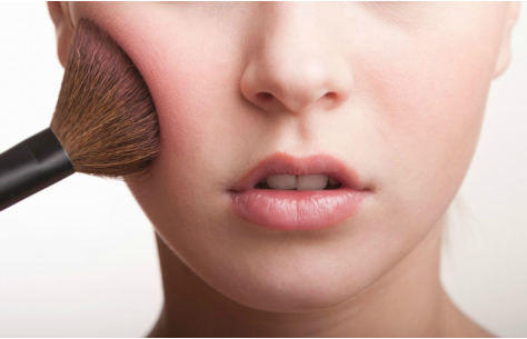 NOW for our Beauty Tip... Dirty Brushes Can lead to Bacteria On Your Skin and Makeup.