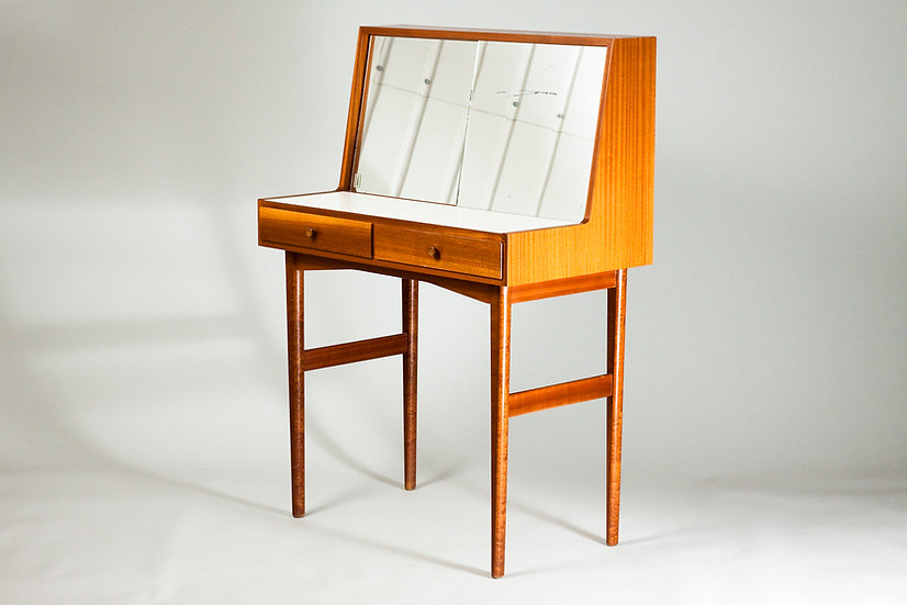 Rare 1950s Dressing Table by Olof Ottelin for Stockmann Oy, Finland