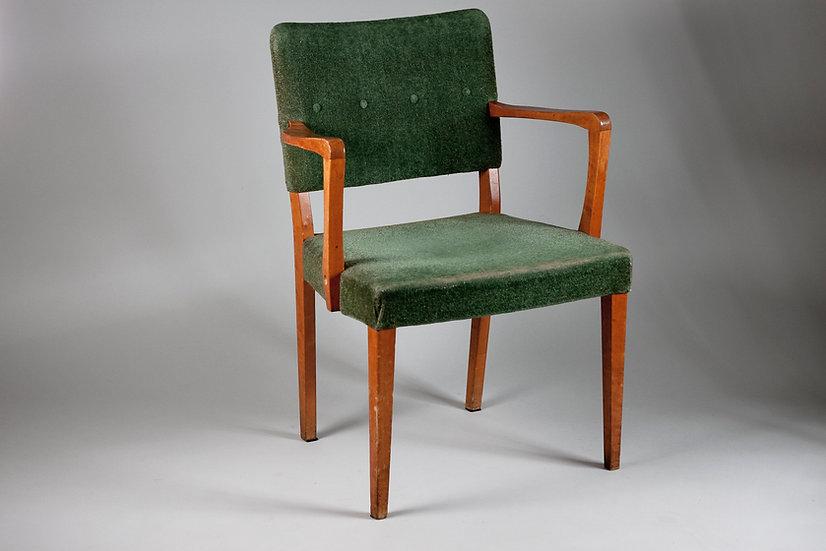 Original Billnäs Armchair, 1957, Finland
