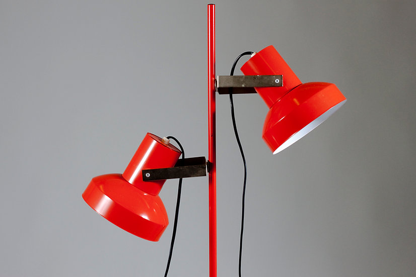 Finnish 1960/70s Floor Light by Lival