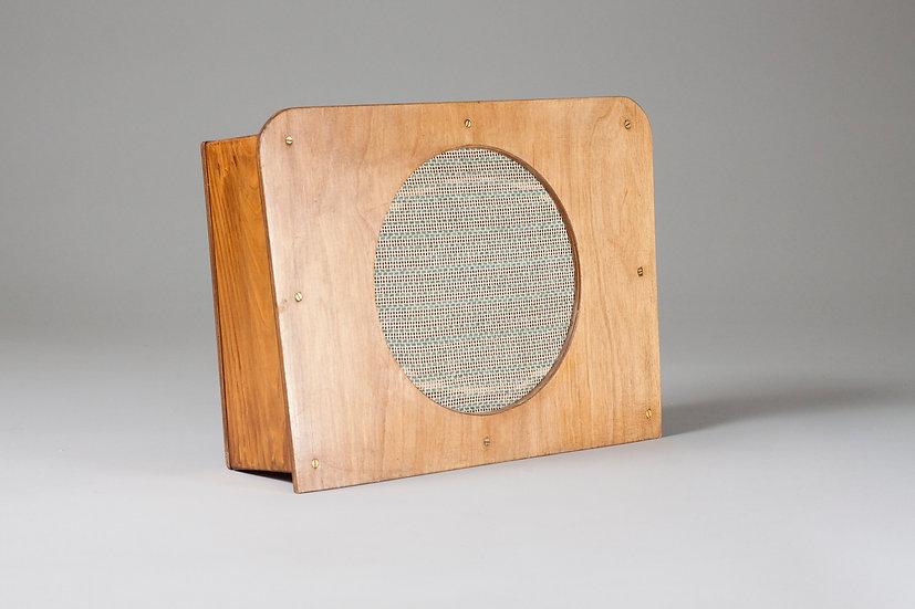 "Finnish 1950s ""School speaker"""