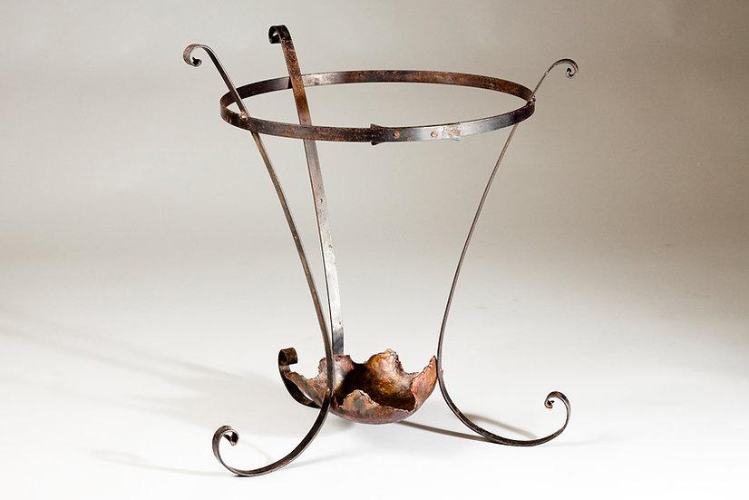 Early 20th Century Decorative Copper Umbrella Stand