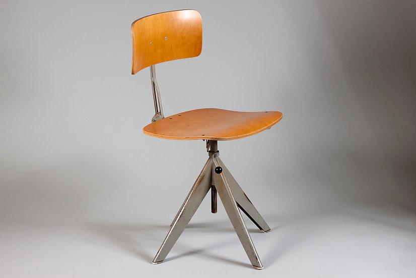 Mid-Century Modern Desk Chair, Shauman, Finland